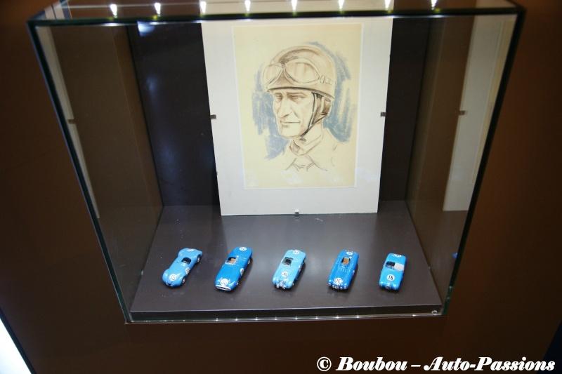 Musée Automobile de La Sarthe - Musée des 24 heures B10