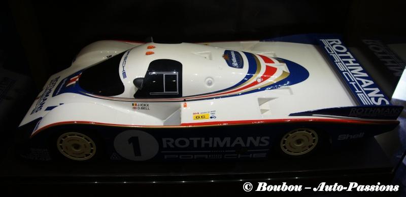 Musée Automobile de La Sarthe - Musée des 24 heures B11