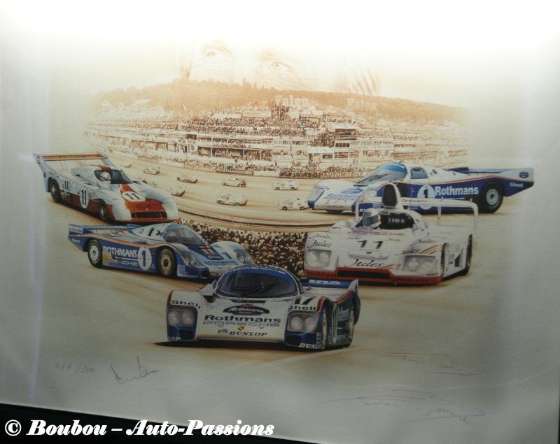 Musée Automobile de La Sarthe - Musée des 24 heures D13