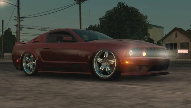 MC:LA - My Cars Saleen10