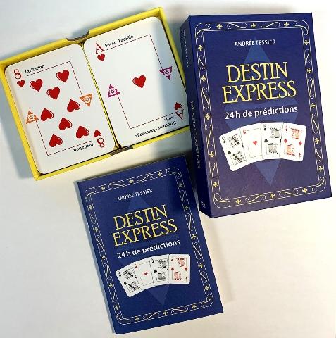 Destin Express ► Andrée Tessier Destin10