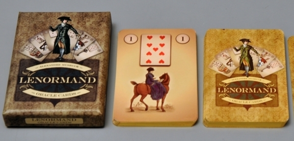 versions - Les différentes versions des  cartes Lenormand - Page 15 Lenorm15