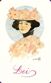i Misteri della Sibilla (1890) ► Ettore Maiotti Mister14
