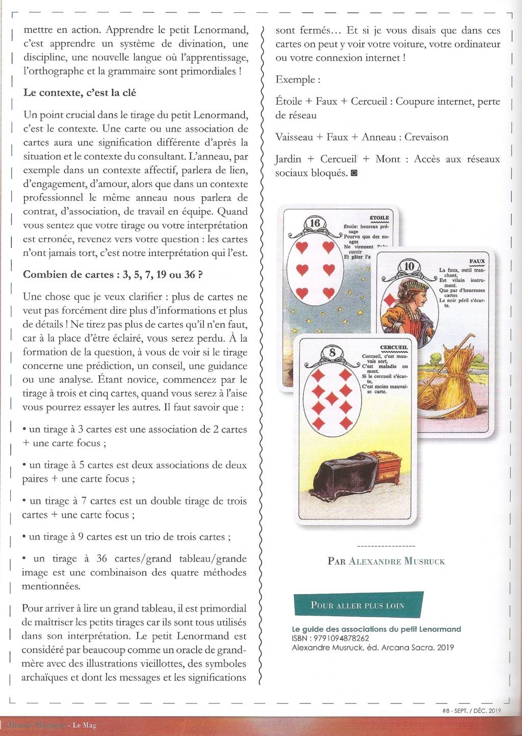 Le petit Lenormand 2.0 par Alexandre Musruck Pt_len12