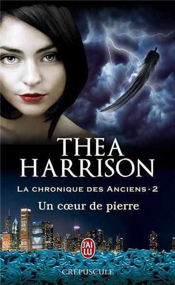 Chroniques des Anciens (série) de Thea Harrison Couver10