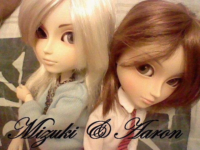~Mizuki & Aaron~ [ Arion ~ Sage ] Mizuki10
