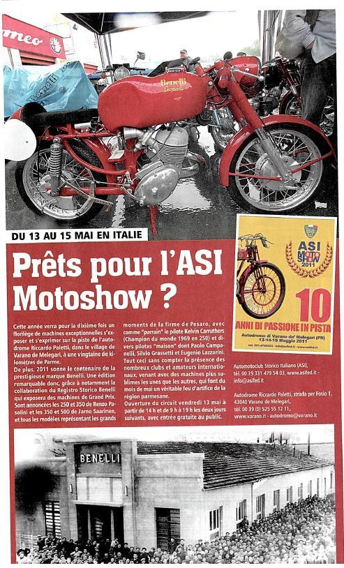 ASI MOTOSHOW ITALIE 13 au 15 mai Asi10