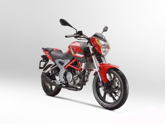 Benelli unveil Uno C 250 motorcycle Benell15