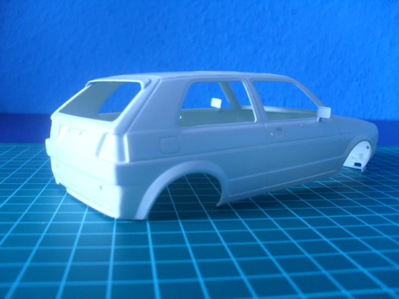 VW Golf 2 Votex, Fujimi 1:24 Sam_0846