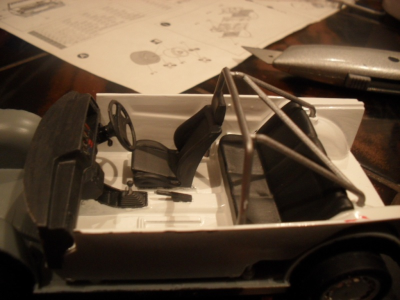VW Golf 2 Votex, Fujimi 1:24 Sam_0914