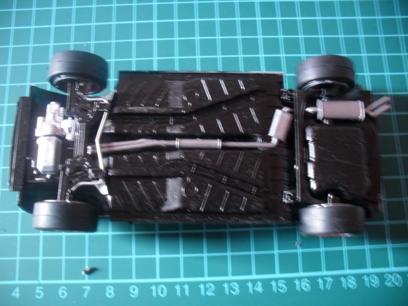 VW Golf 2 Votex, Fujimi 1:24 Sam_0917