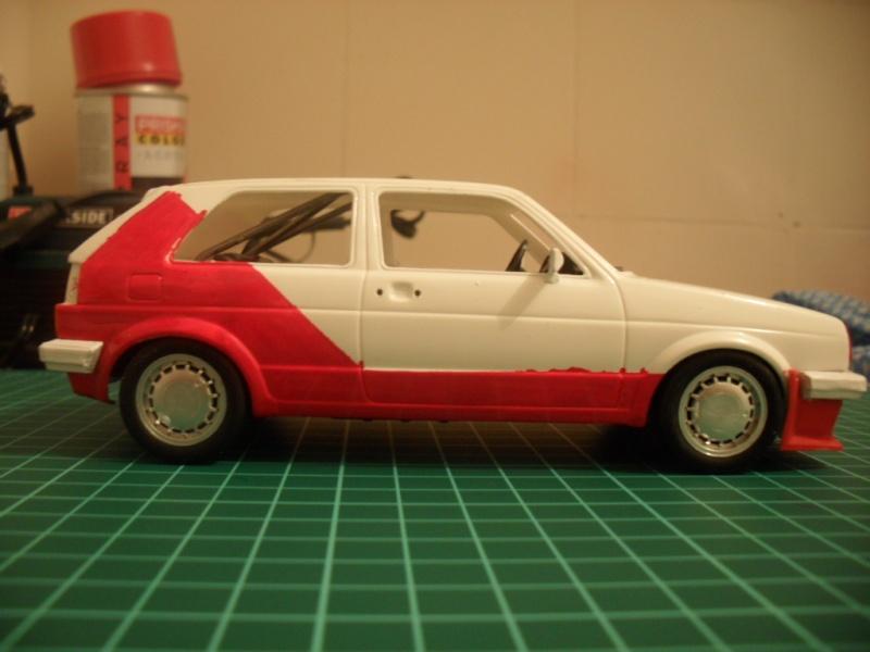 VW Golf 2 Votex, Fujimi 1:24 Sam_0920