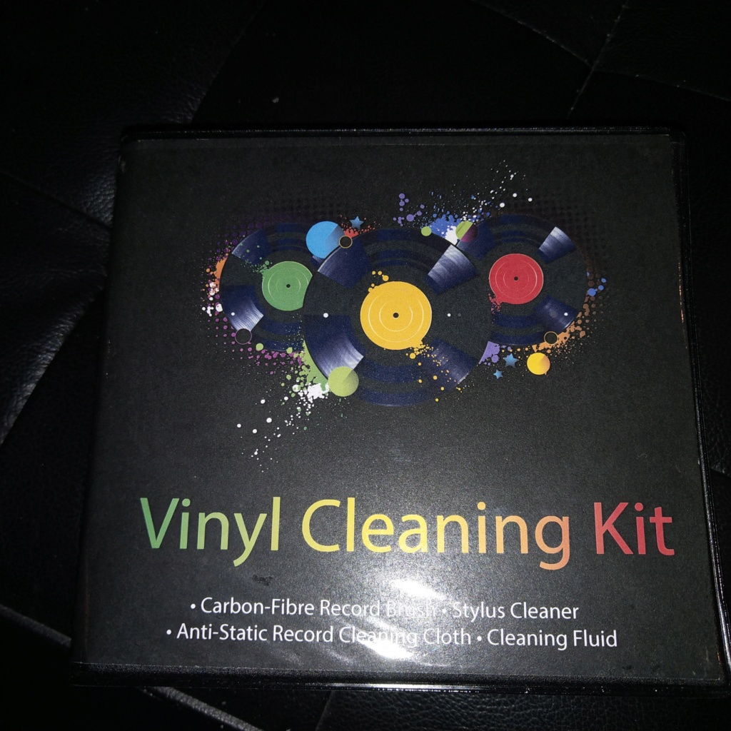 Vinyl cleaning kit USA brand  15994010