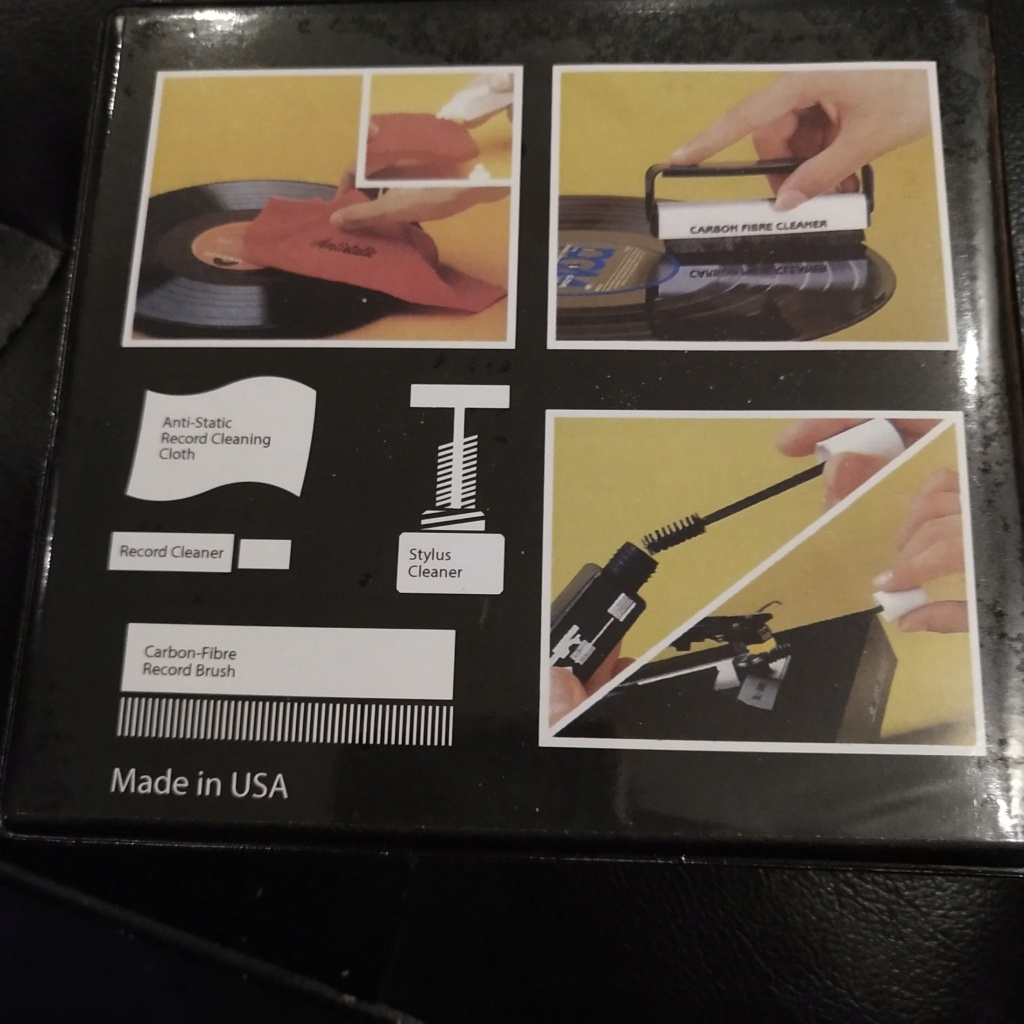 Vinyl cleaning kit USA brand  15994011
