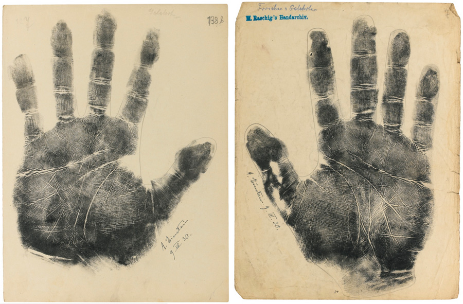 Sotheby's presents: the Marianne Raschig hand-print collection! Albert10