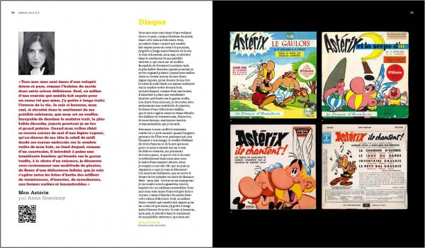 Astérix de A à Z (Catalogue officiel de l'exposition à la BNF - octobre 2013) 97827511