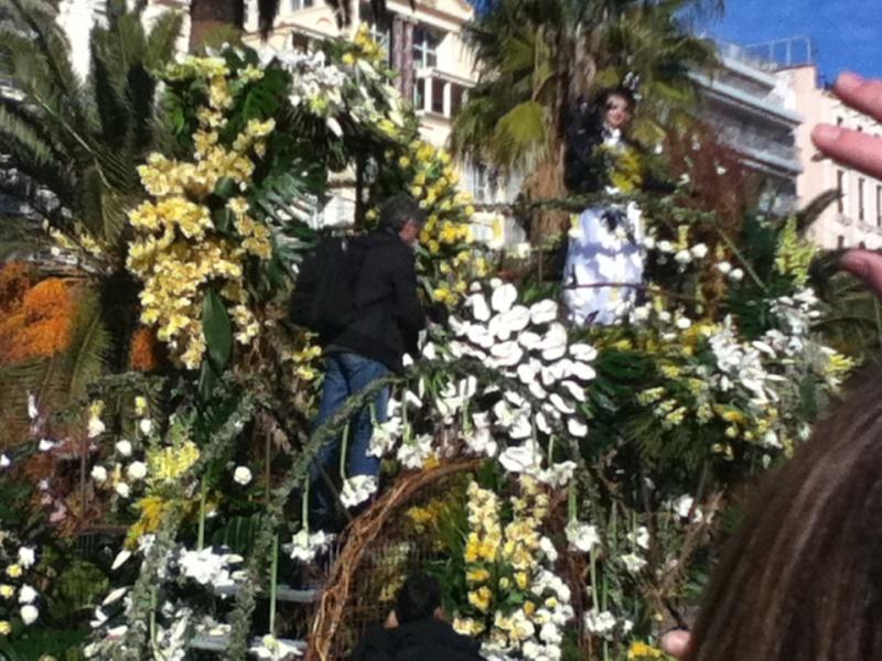 Carnaval et bataille des fleurs Photo_13