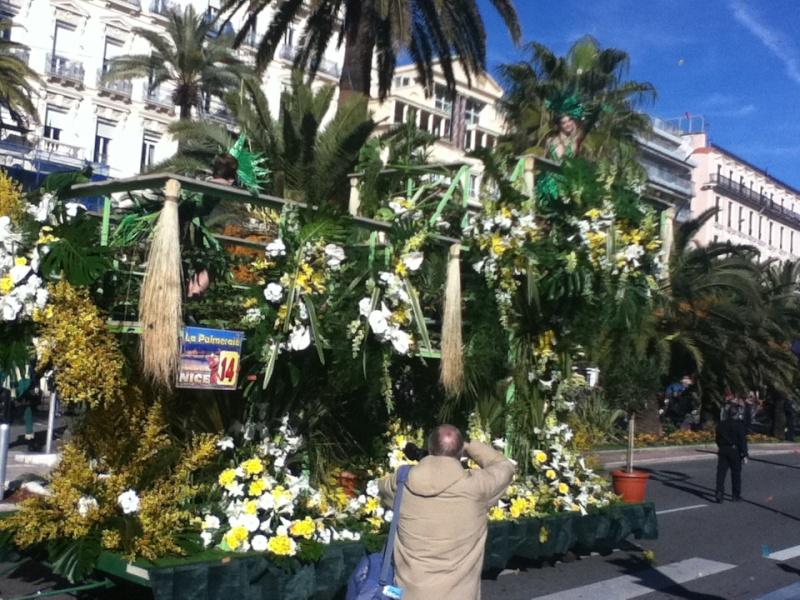 Carnaval et bataille des fleurs Photo_15