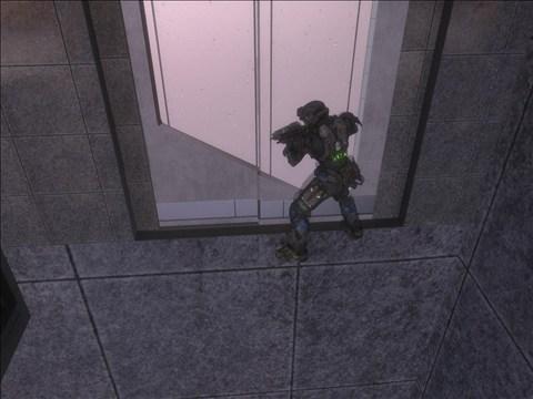 [TRICK] Sur l'ascenseur du centre Sinoviet Asc810