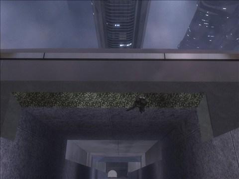 [TRICK] Sur l'ascenseur du centre Sinoviet Asc910