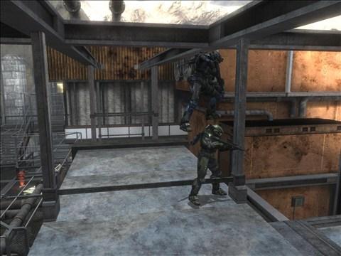 [TRICK] Sur le toit de la mine F1010