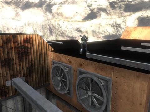 [TRICK] Sur le toit de la mine F1510