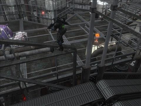 [TRICK] Sur le toit de la mine F910
