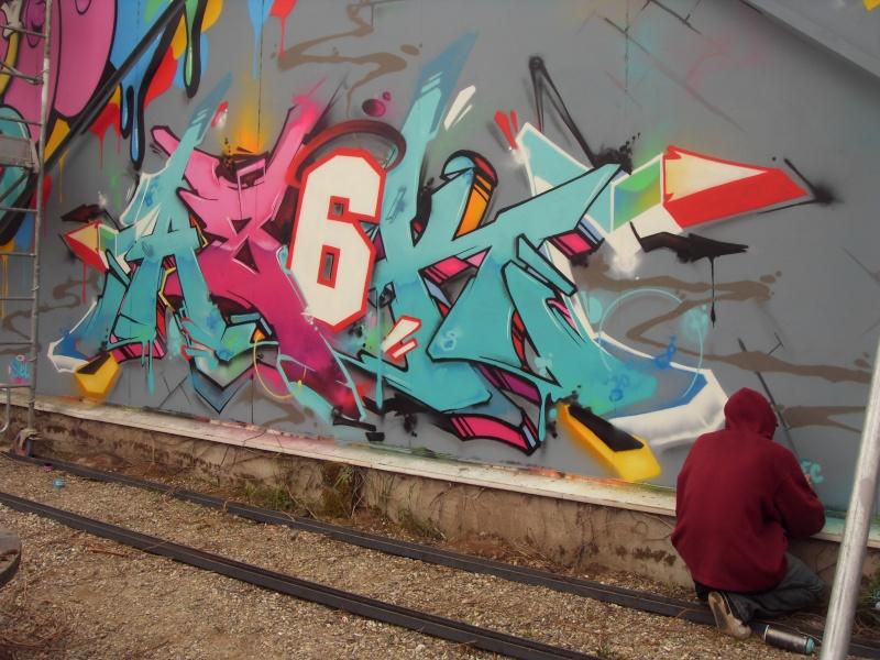 GRAFFITI / STREET ART - Page 38 Azek_116