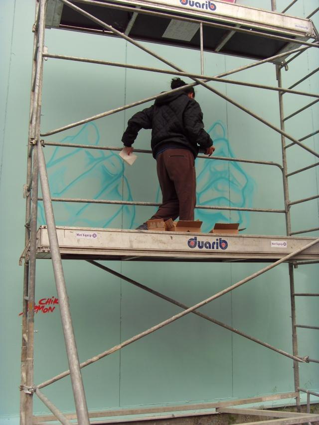 GRAFFITI / STREET ART - Page 38 Chikit10