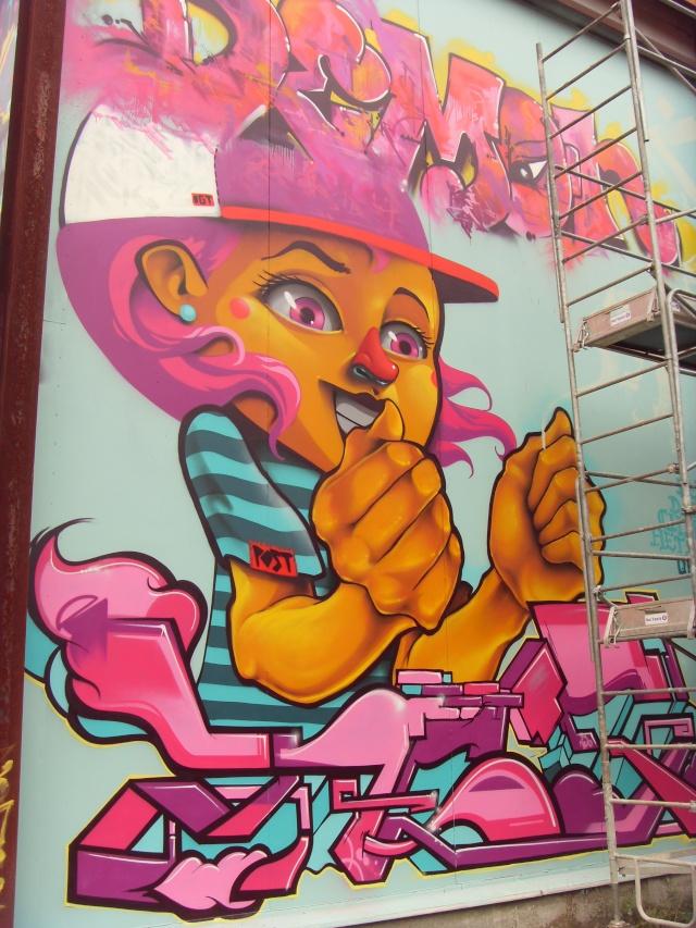 GRAFFITI / STREET ART - Page 38 Chikit11