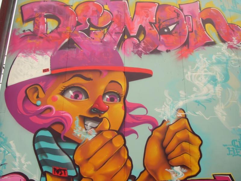 GRAFFITI / STREET ART - Page 38 Chikit14