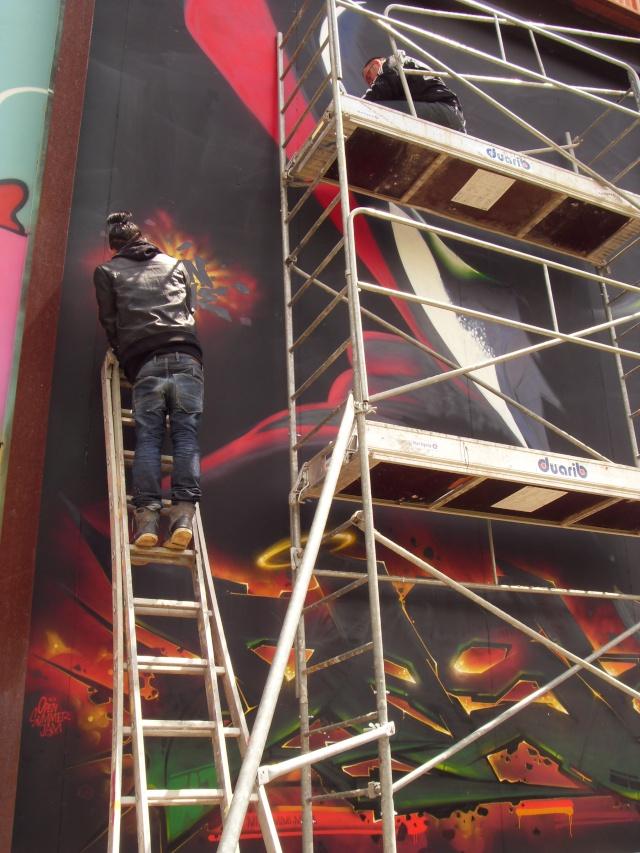 GRAFFITI / STREET ART - Page 38 Dashe_11