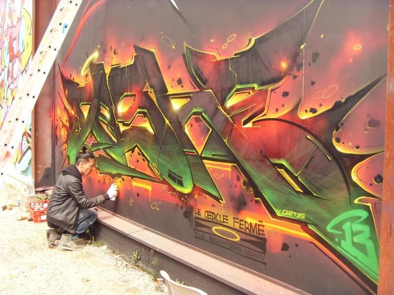 GRAFFITI / STREET ART - Page 38 Dashe_15