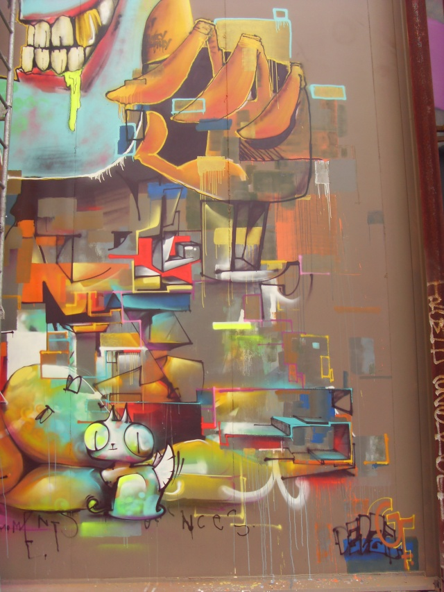 GRAFFITI / STREET ART - Page 38 Dely_110