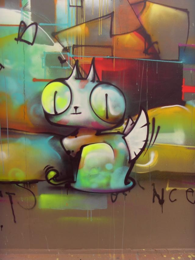 GRAFFITI / STREET ART - Page 38 Dely_111