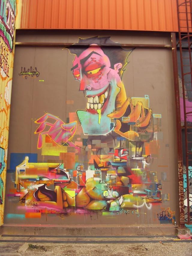 GRAFFITI / STREET ART - Page 38 Dely_113
