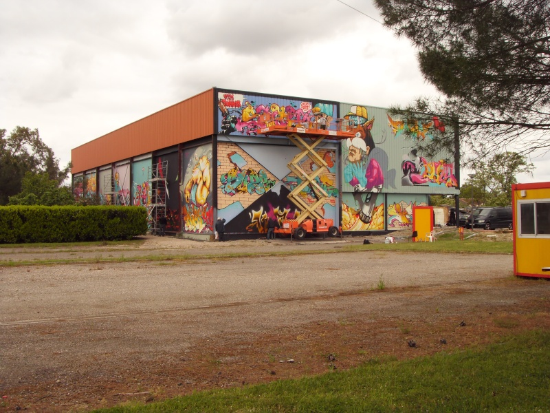 GRAFFITI / STREET ART - Page 38 Katre_18