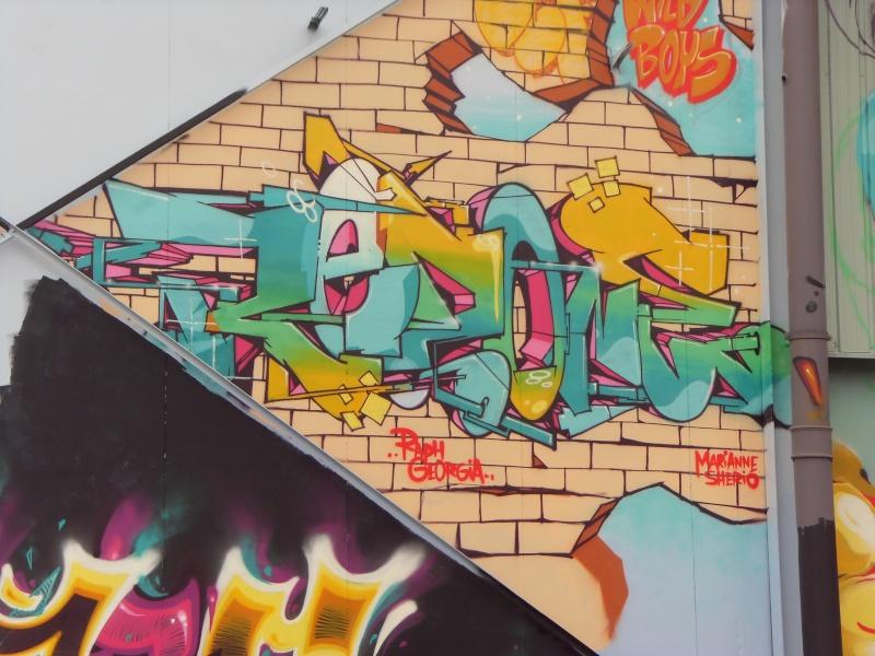 GRAFFITI / STREET ART - Page 38 Katre_22