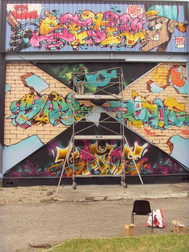 GRAFFITI / STREET ART - Page 38 Katre_23