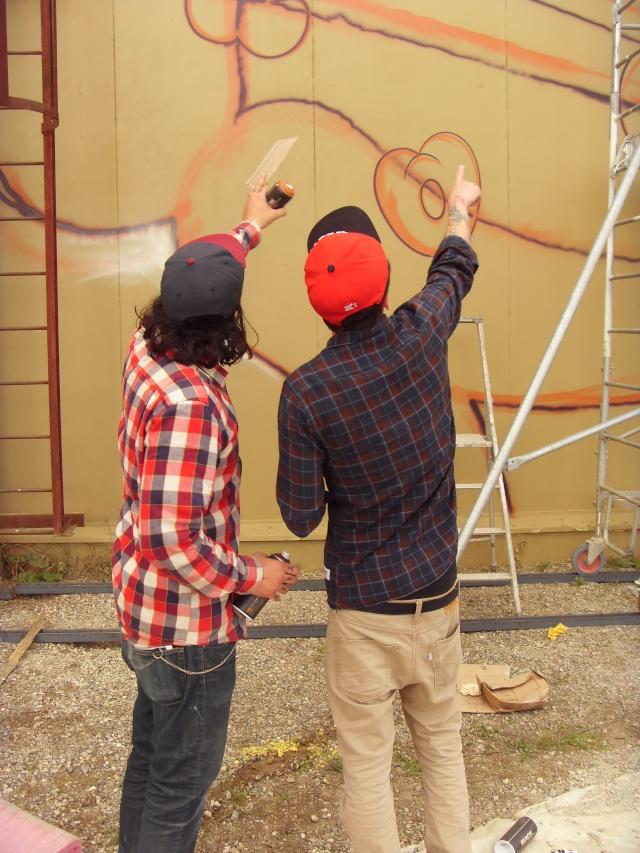 GRAFFITI / STREET ART - Page 38 Mist_210