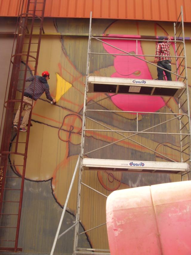 GRAFFITI / STREET ART - Page 38 Mist_310