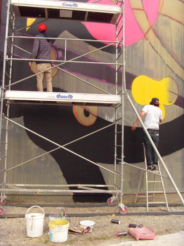 GRAFFITI / STREET ART - Page 38 Mist_410