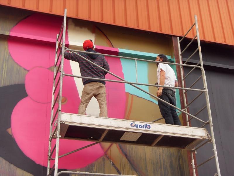 GRAFFITI / STREET ART - Page 38 Mist_412