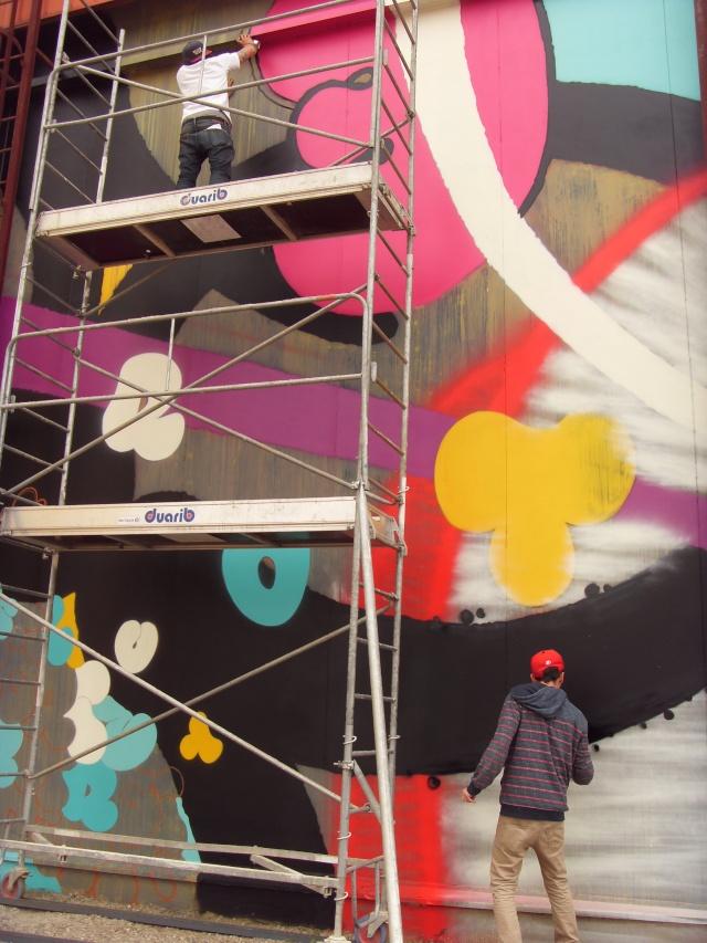 GRAFFITI / STREET ART - Page 38 Mist_511