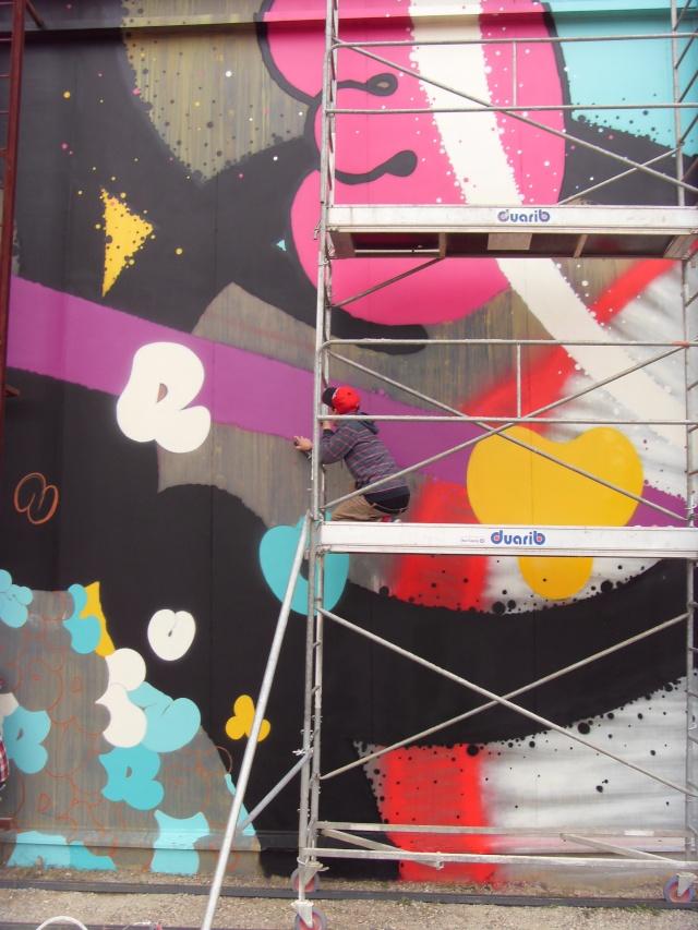 GRAFFITI / STREET ART - Page 38 Mist_611