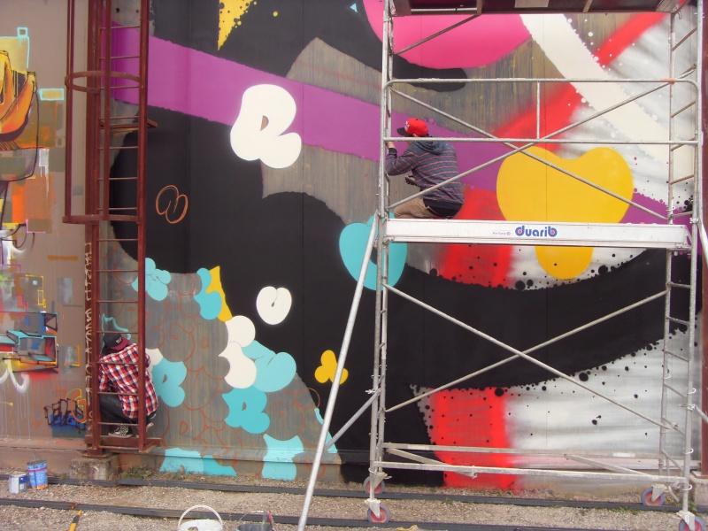 GRAFFITI / STREET ART - Page 38 Mist_612