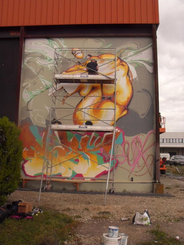 GRAFFITI / STREET ART - Page 38 Renson10