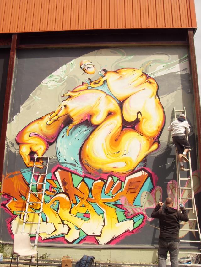 GRAFFITI / STREET ART - Page 38 Renson12