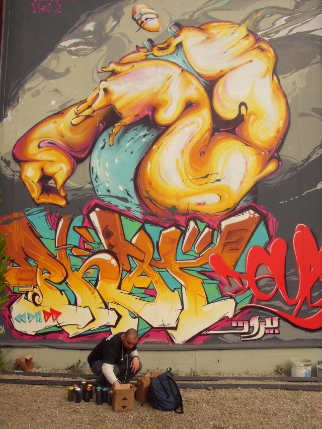 GRAFFITI / STREET ART - Page 38 Renson14