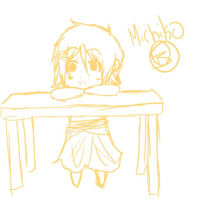 Hurrah For Konaxookami's Mai-Series and yuri-Art!  - Page 3 Michib10